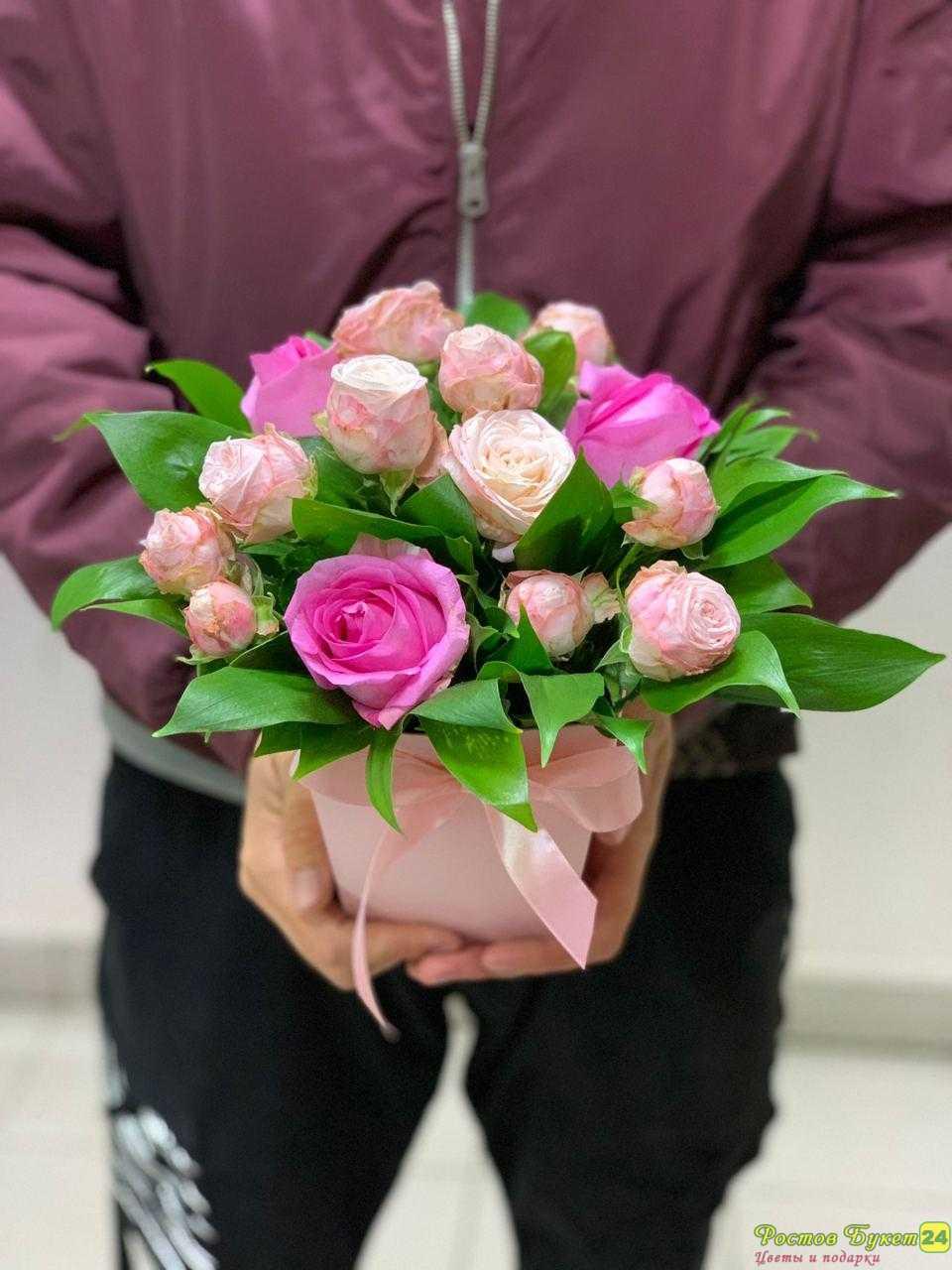Доставка цветов азов с кулешовка купить комнатные цветы в астане