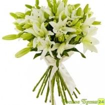 Свой заказ букетов цветов вы получаете натуральную свежесть и непревзойденный