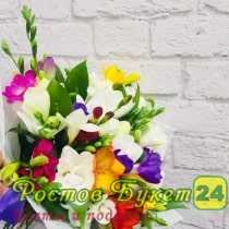 Недорогих орхидей, заказать букет в ростове на дону с доставкой